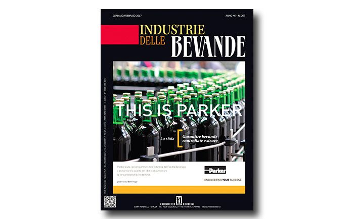 "The latest issue of ""Industrie delle bevande"" is now available"