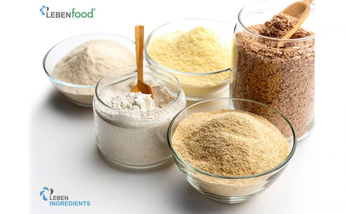 Leben Food, the new range of innovative functional blends by Leben Ingredients