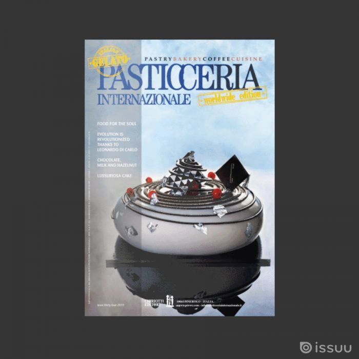 "The January issue of ""Pasticceria Internazionale WW Edition"" is now available"