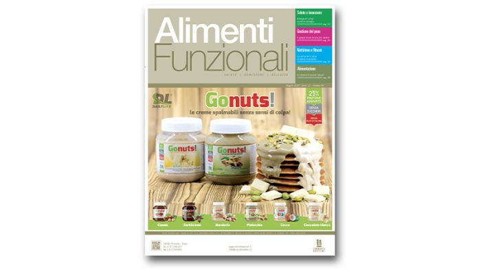 "The summer Issue of ""Alimenti Funzionali"" is now available"